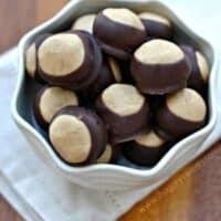 Peanut Butter Balls {Buckeyes}