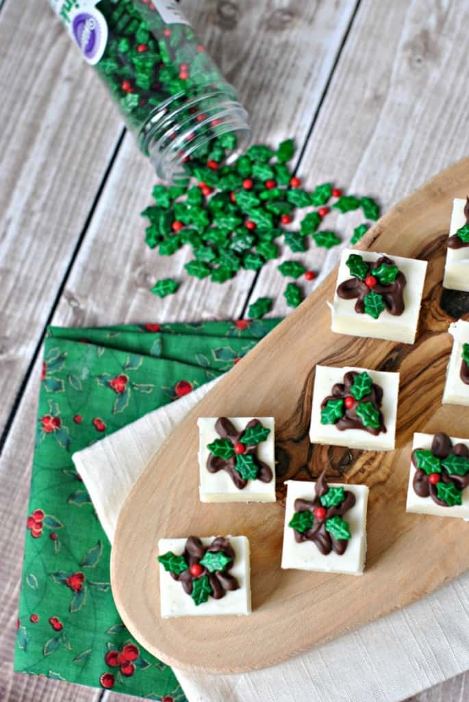 Vanilla Bean Fudge recipe
