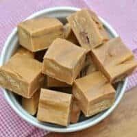 Peanut Butter Lover's Fudge