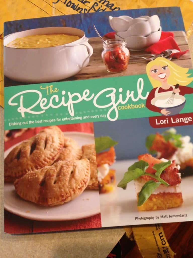 recipe girl cookbook