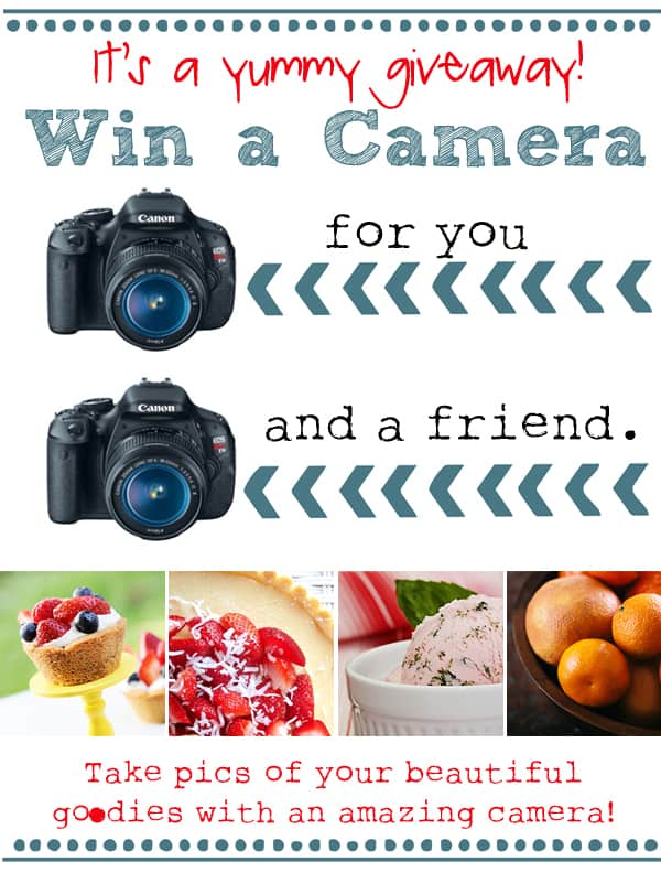 Camera for you and for a friend!