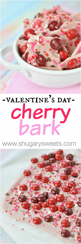 Cherry Bark - Shugary Sweets