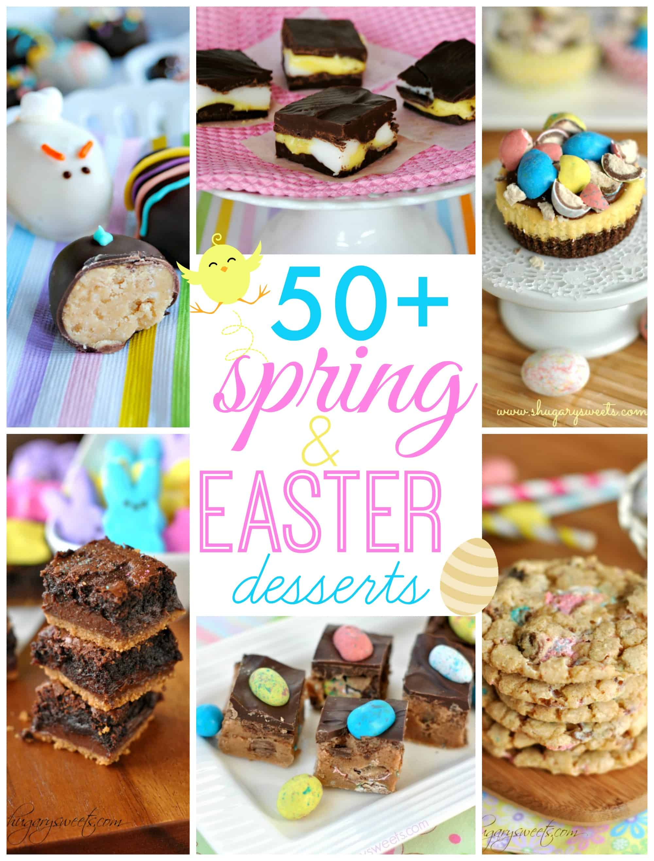 Easter Cake Recipe: 50+ Easter Desserts