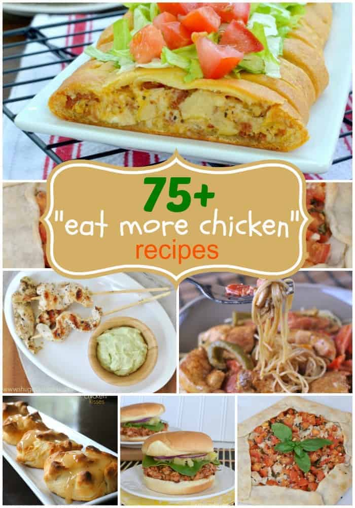 75+chickenrecipes