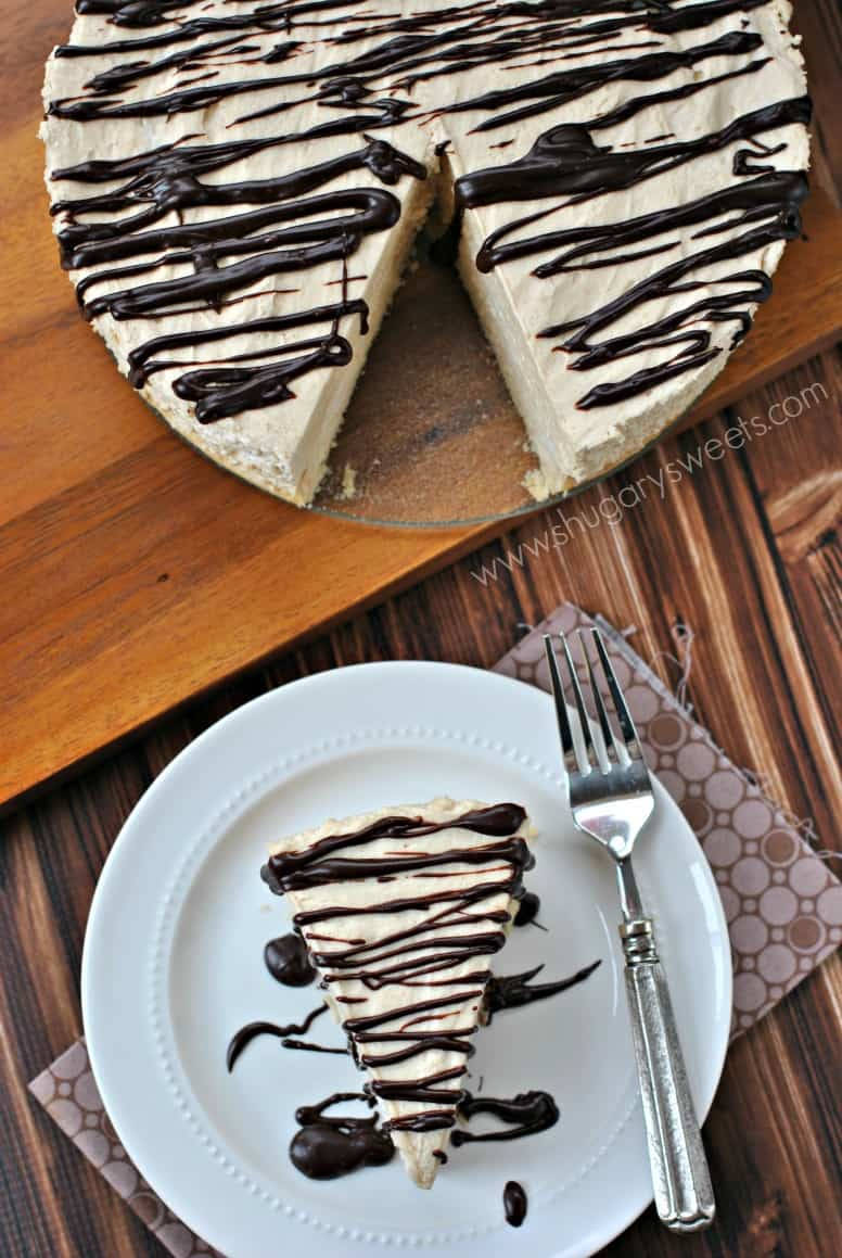 Peanut Butter Mousse Pie Utm Source Shugary Sweets Latest Recipe Creat...