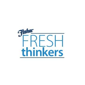 Fisher Fresh Thinkers Logo
