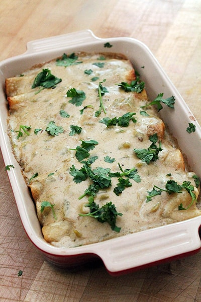SourCreamChickenEnchiladas5