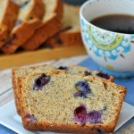 Blueberry Banana Bread