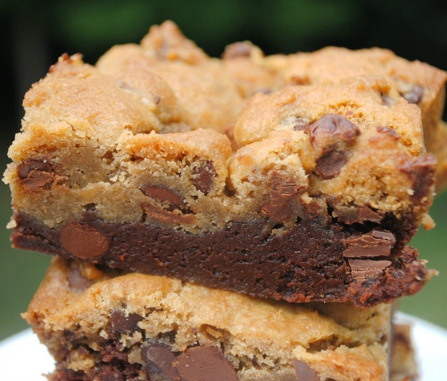 Brownie And Cake Mix Cookies