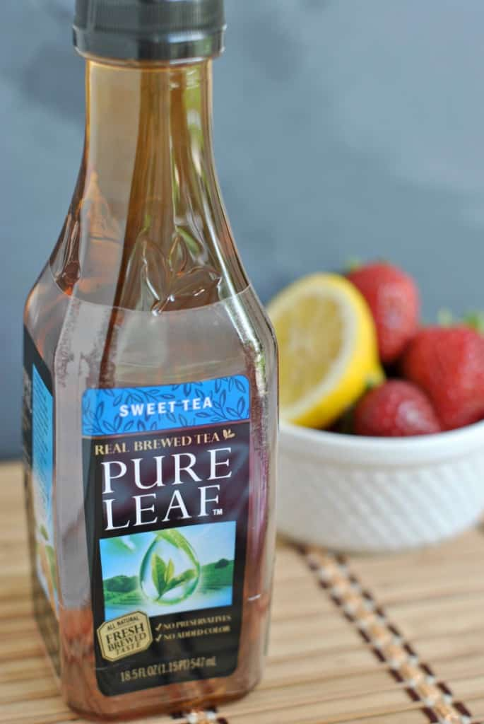 Pure Leaf Iced Tea #loveofleaves