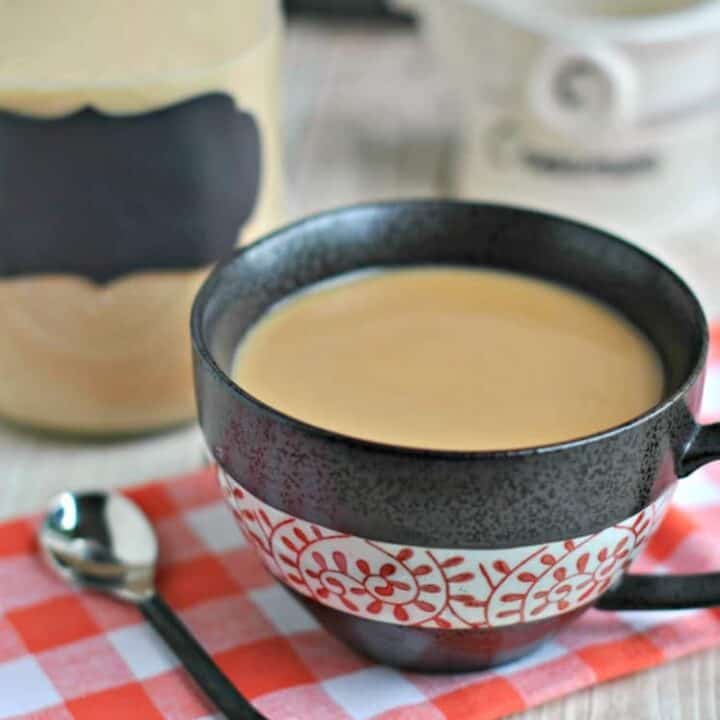 Creme Brulee Coffee Creamer recipe
