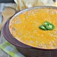 Hot Jalapeno Corn Dip