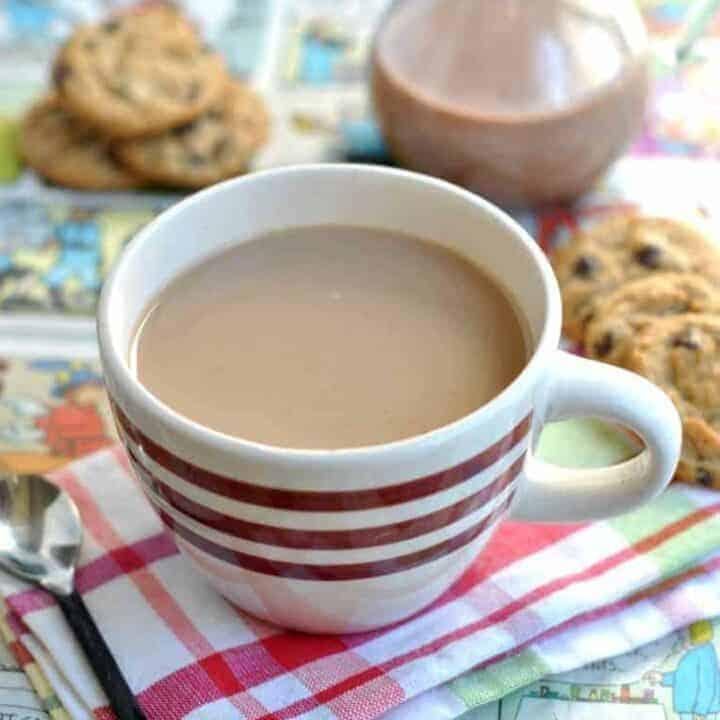 Chocolate Chip Cookie Coffee Creamer