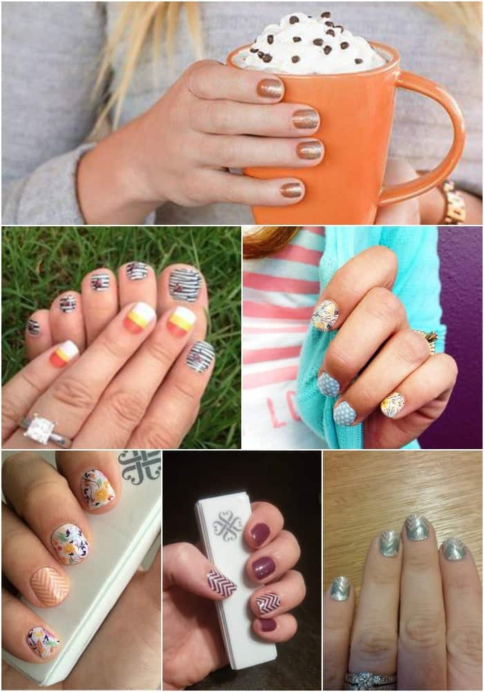 Jamberry Nails: I can't decide which wrap I love best. Come read my honest testimonial...from someone who does NOT sell them!