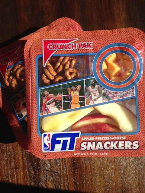 Crunch Pak Apple Snackers