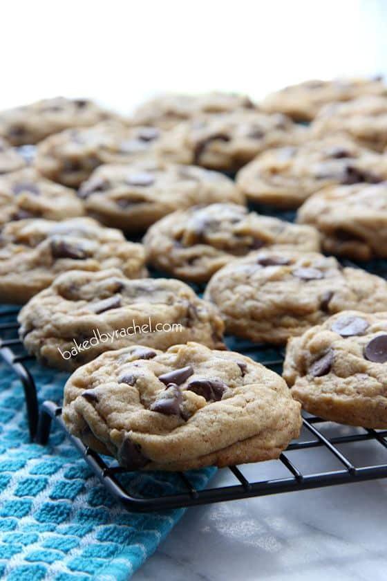 Pumpkin Cookies from BakedbyRachel.com