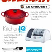 Le Creuset GroupGiveaway