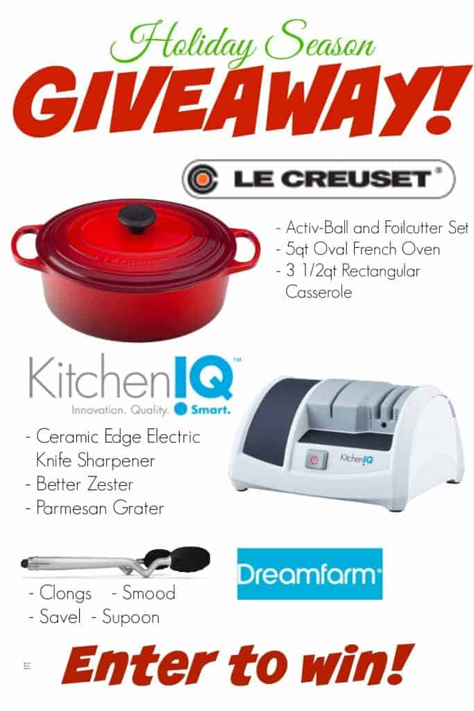 Le Creuset Group Giveaway-