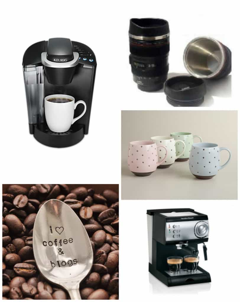 Gift guide: coffee lovers delight!!