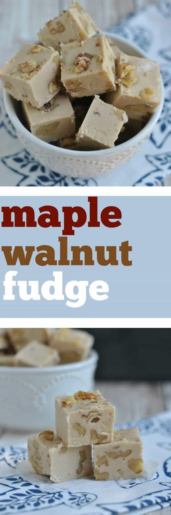 Chocolate Maple Bacon Fudge Recipe