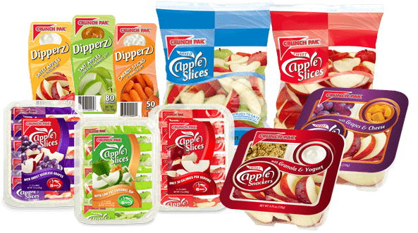 Crunch Pak products