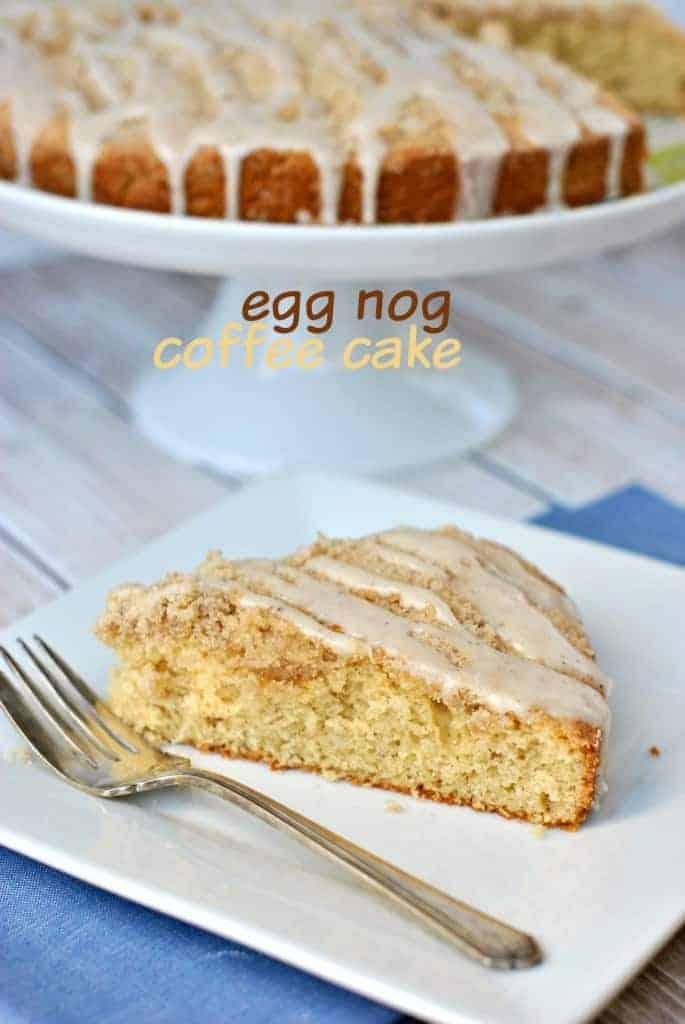 Christmas Morning Coffee Cake Dish Recipe