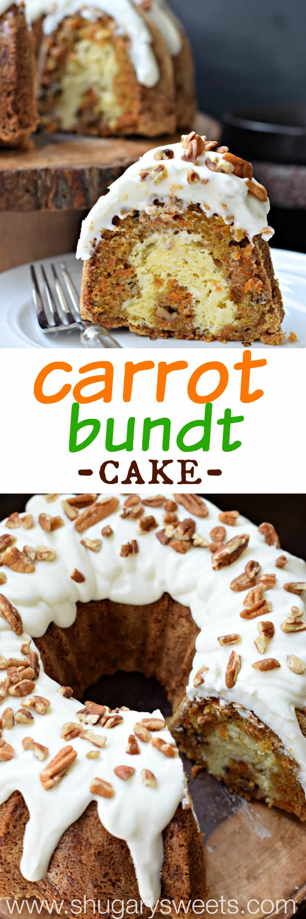 Cream Cheese Frosting For Bundt Carrot Cake