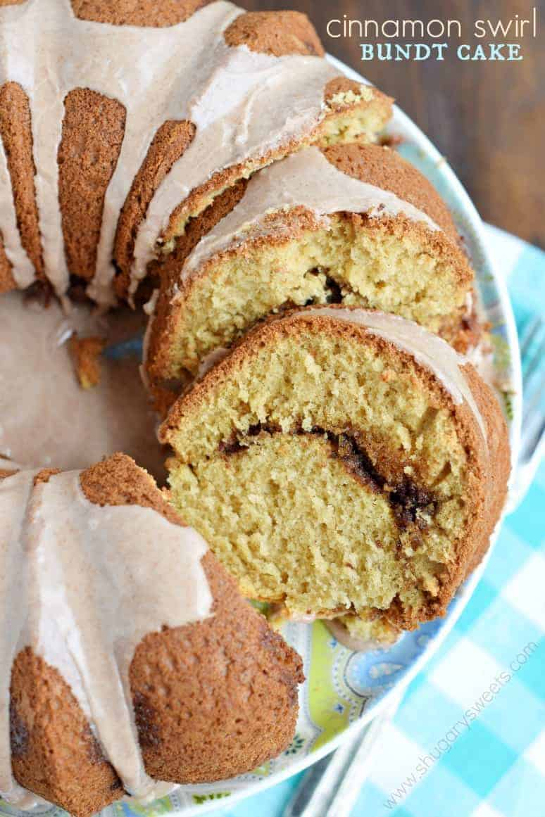 Recipe Cinnamon Swirl Coffee Cake