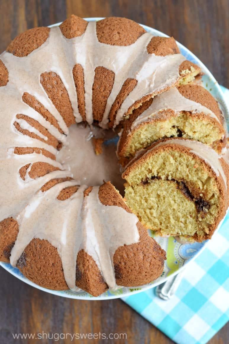 Swirl Bundt Cake