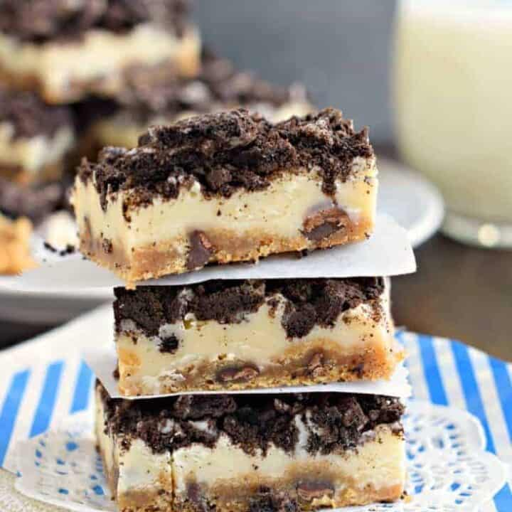 Oreo Fudge Bars