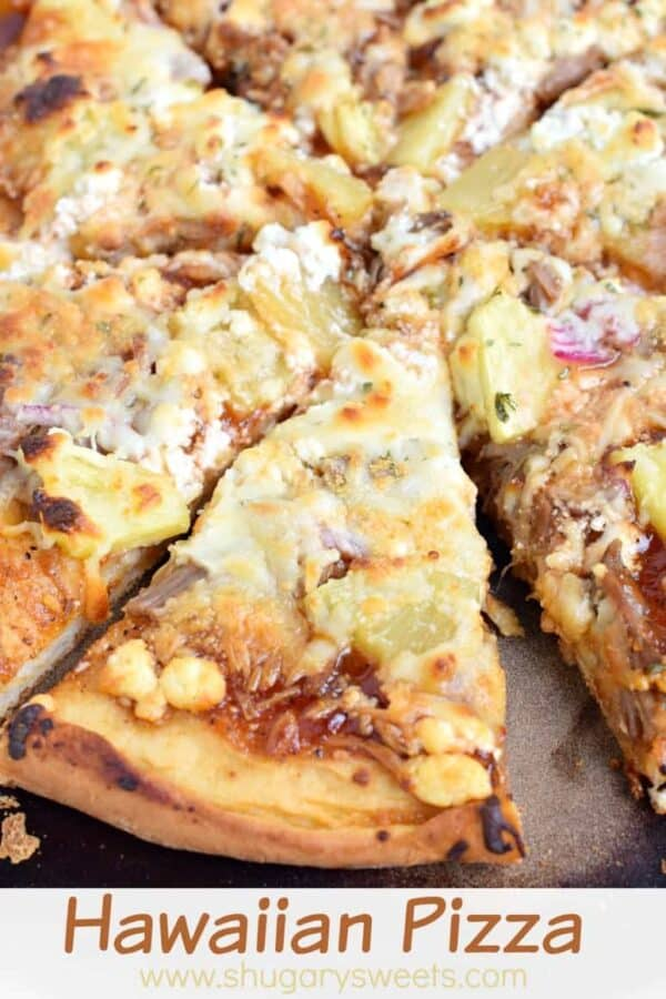 how to make hawaiian pizza howtobasic