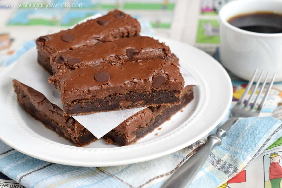 buttermilk brownies recipe rich recipes fudgy decadent ever brownie easy doubt mind frosting cake shugarysweets thank shugary sweets dessert