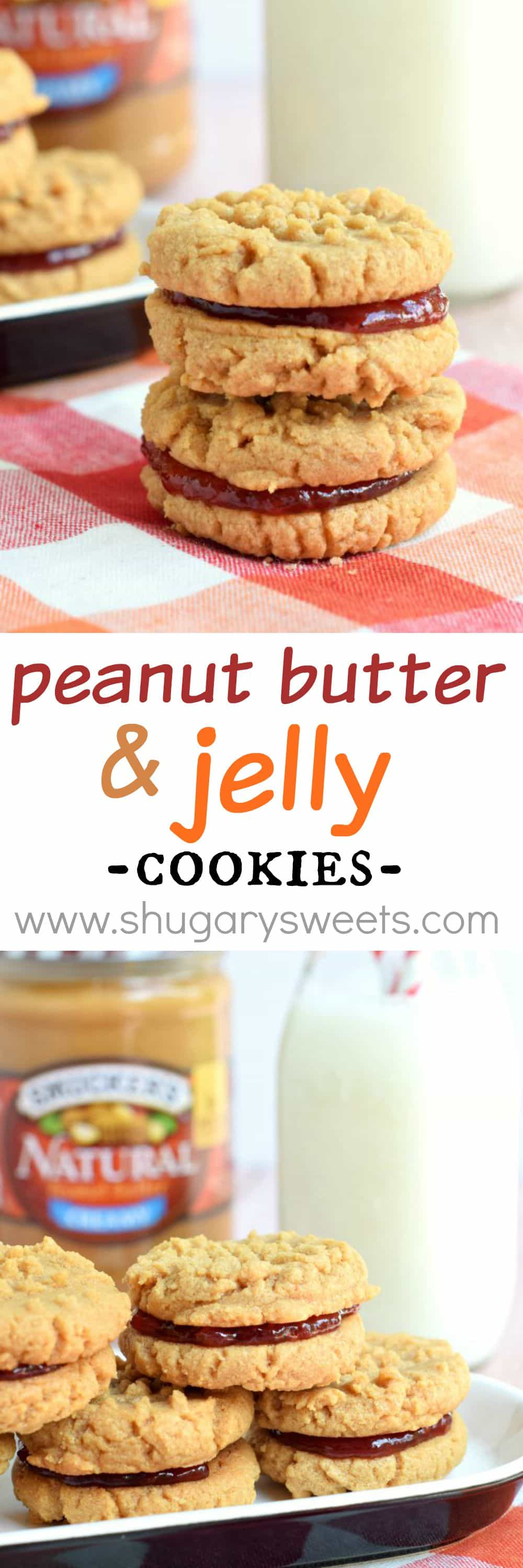 Making Peanut Butter Cookies With Natural Peanut Butter