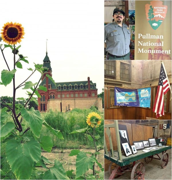 Pullman National Monument in Chicago IL