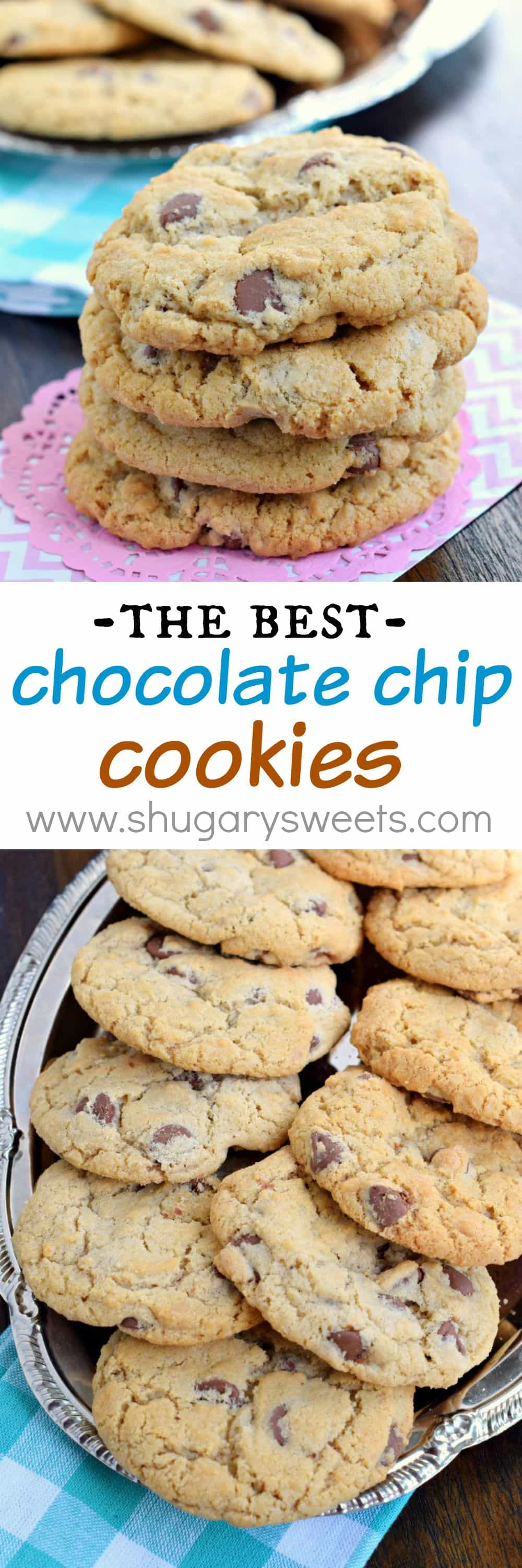 If you're looking for Perfect Chocolate Chip Cookies, this recipe is ...