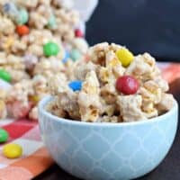 M&M'S® Peanut Butter Caramel Corn