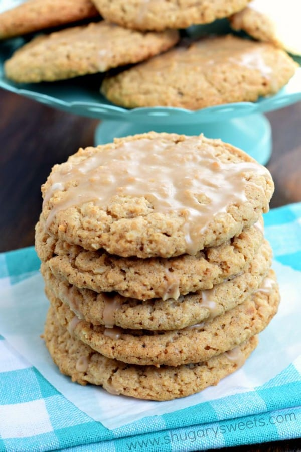 maple-iced-oatmeal-cookies-2
