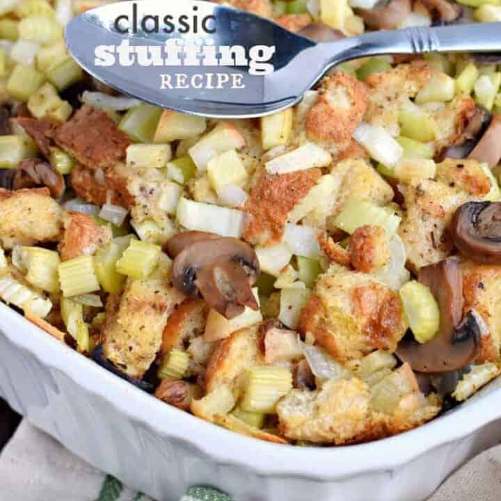 Classic Stuffing Recipe