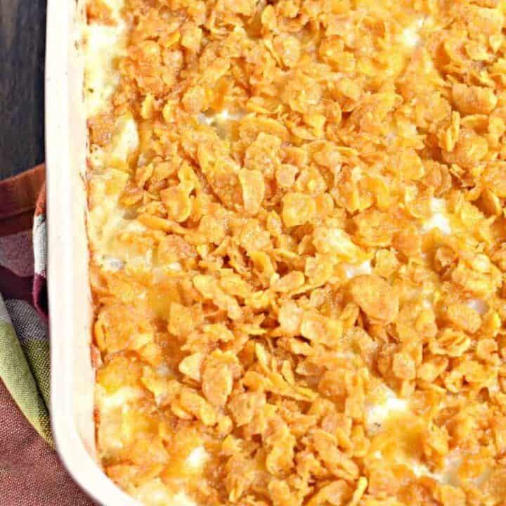 Cheesy Hashbrown Casserole