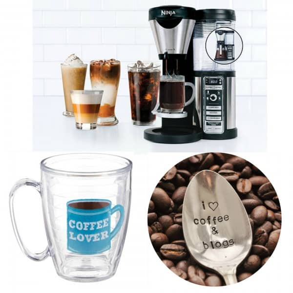 Are you a coffee lover? Check out a few of my favorite things to see what you should put on your Christmas list! Or give the gift to a coffee lover friend!