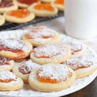 Easy Traditional Kolachky Cookies Recipe for Christmas
