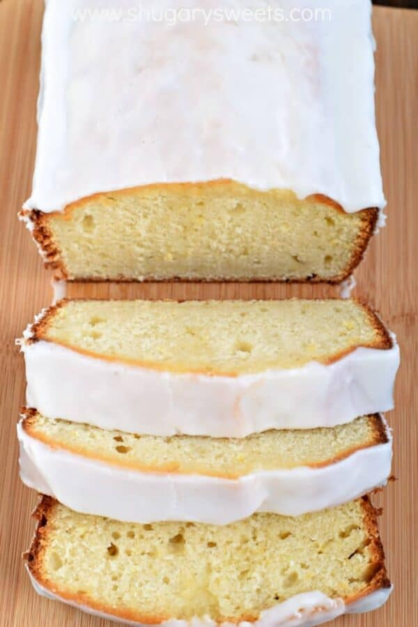 Copycat Starbucks Lemon Loaf Shugary Sweets