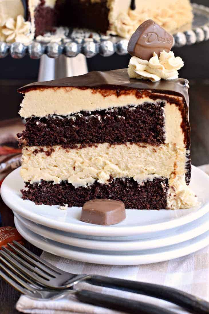 Peanut Butter Cake Filling Recipe