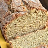 Snickerdoodle Banana Bread