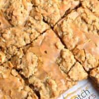 Butterscotch Revel Bars