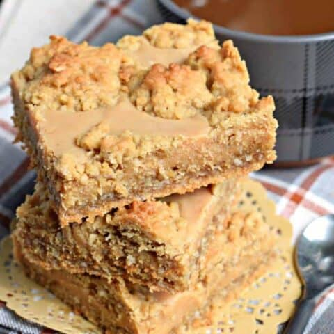 Peanut Butter Revel Bars