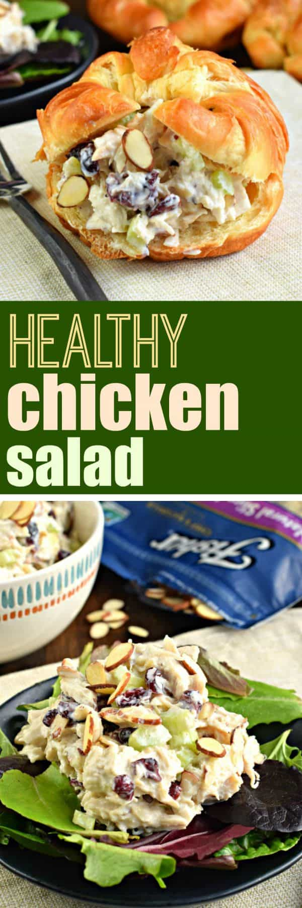 Healthy Chicken Salad Recipe — Dishmaps