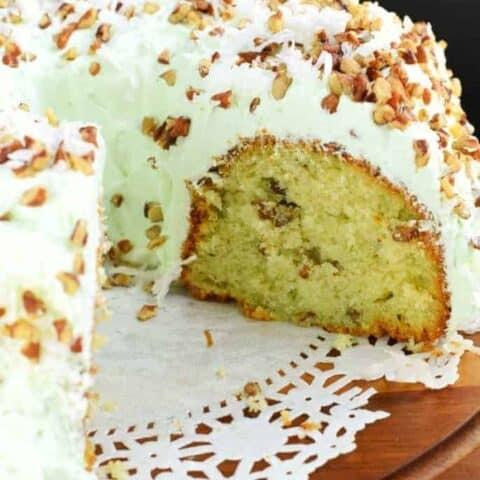 Watergate Bundt Cake
