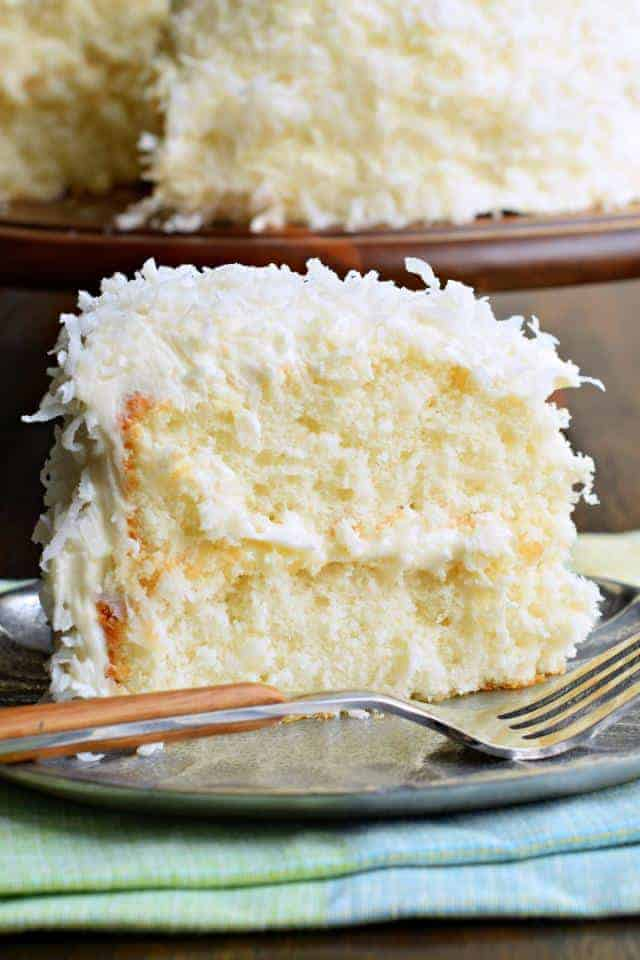wedding cake recipe with white mix coconut cake shugary 23657