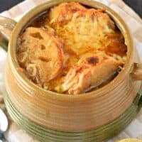 Best Ever French Onion Soup Recipe